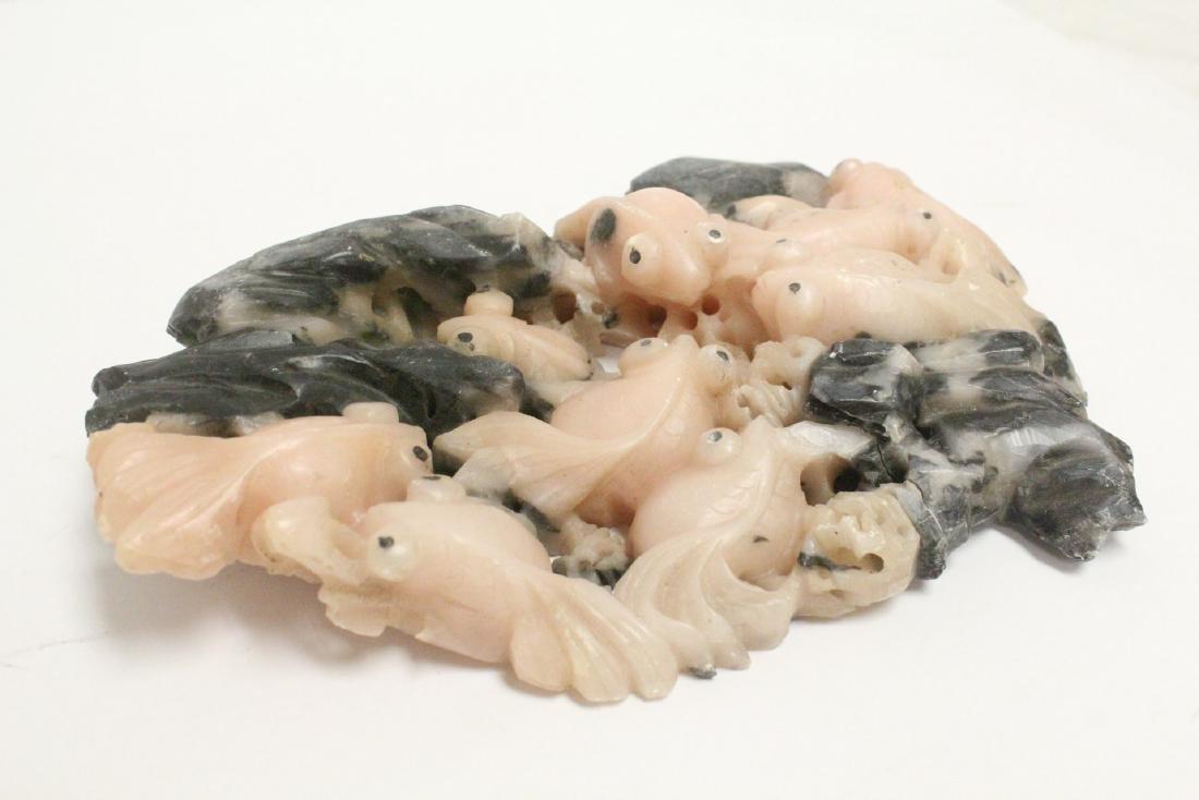 Chinese shoushan stone carving - 10