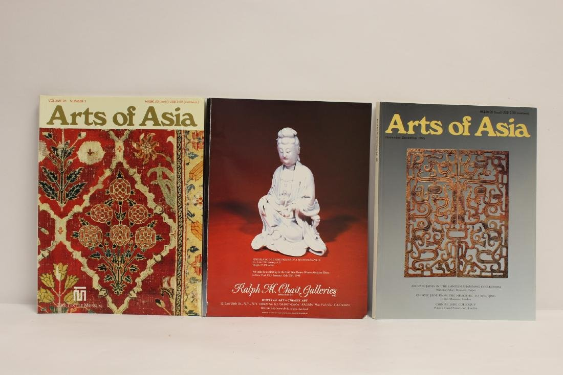 Lot of Chinese antique reference books - 6
