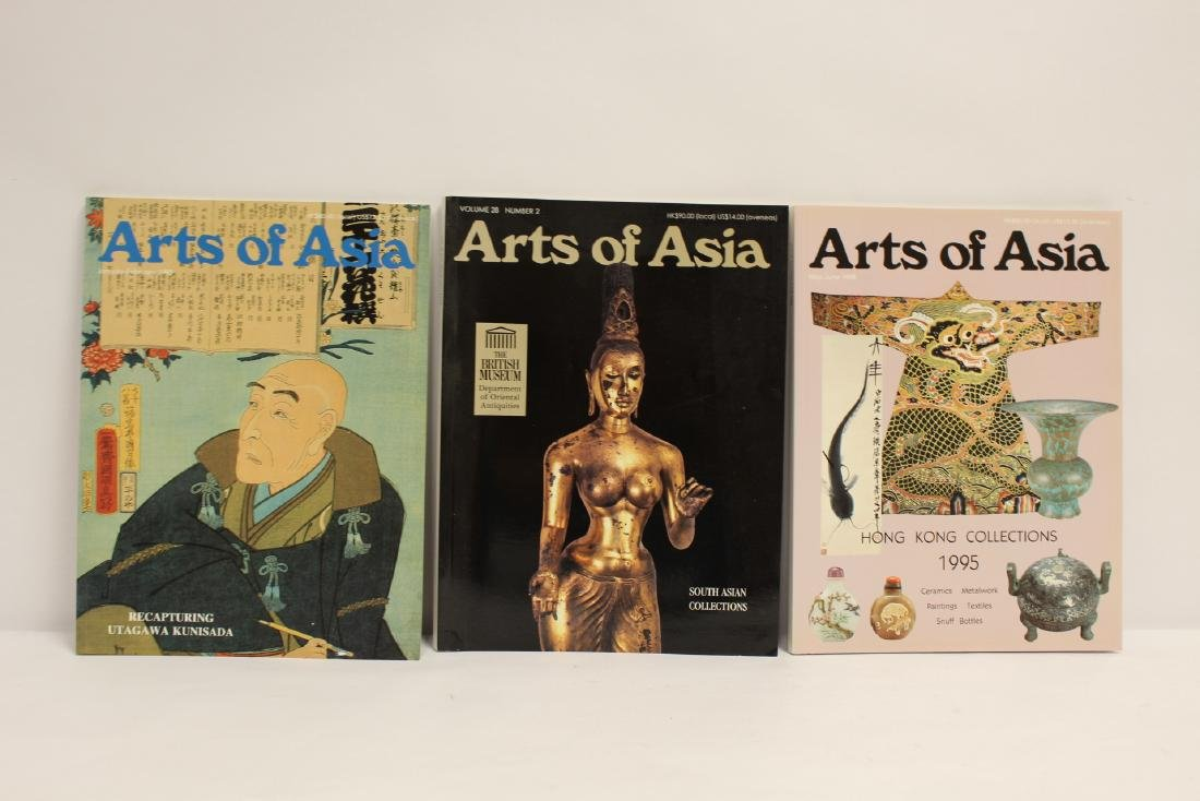 Lot of Chinese antique reference books - 9