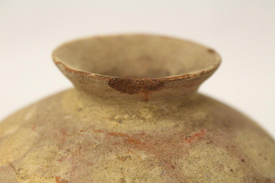 2 antique Indian jars - 4