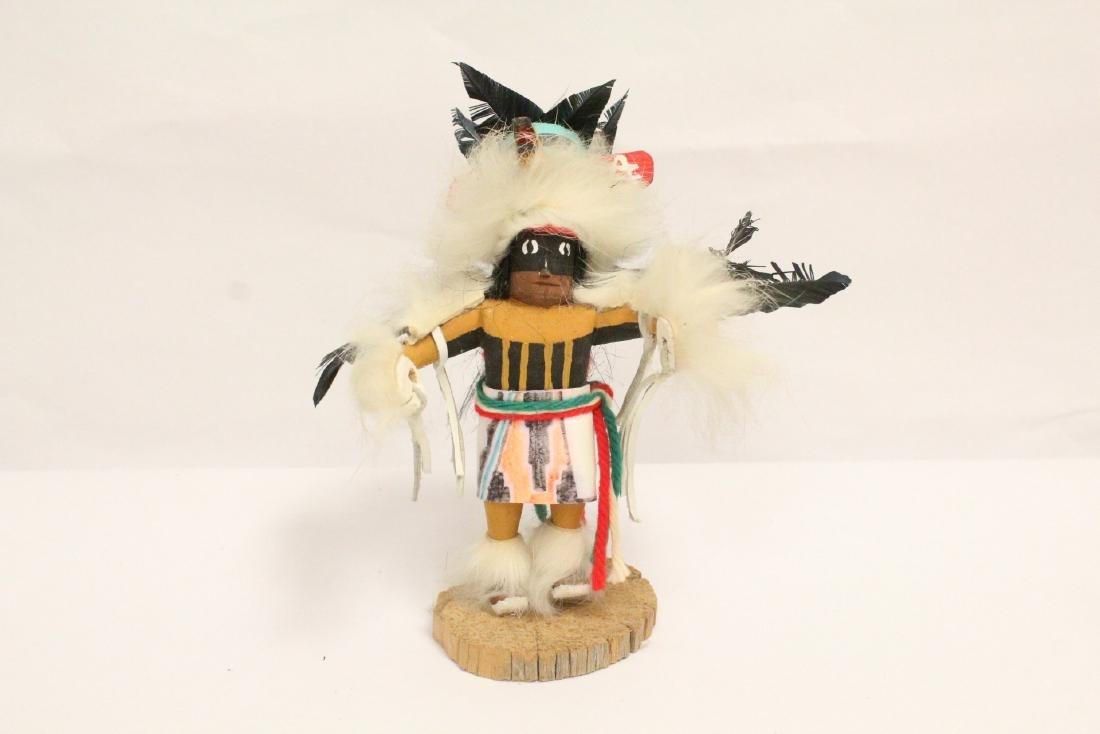 2 Kachina dolls - 3