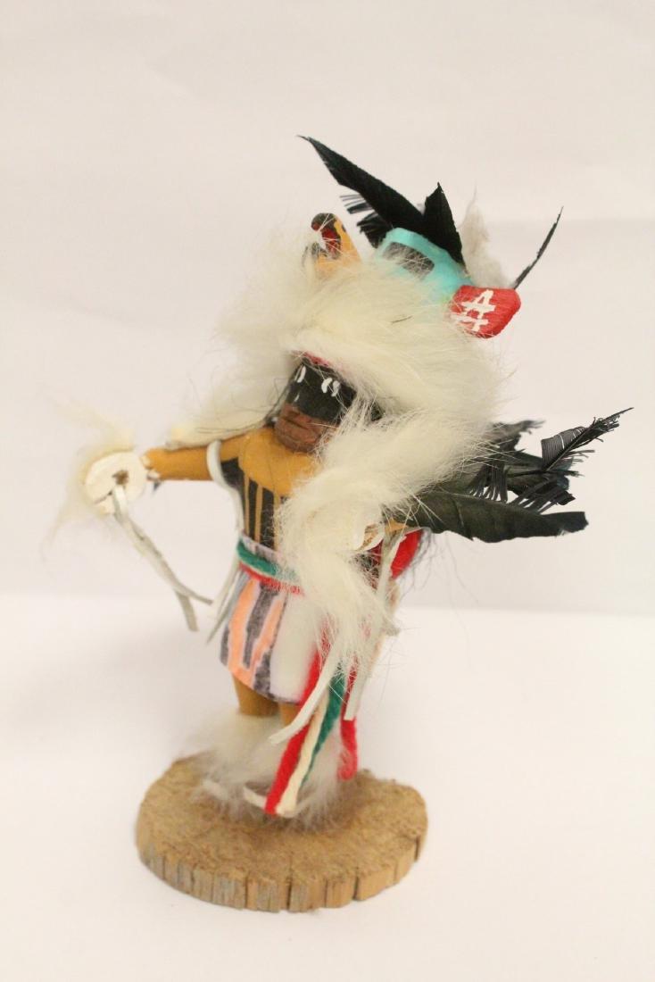 2 Kachina dolls - 4