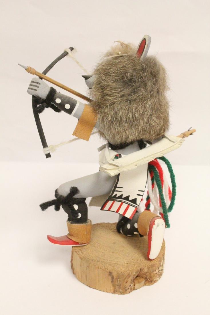 2 Kachina dolls - 8