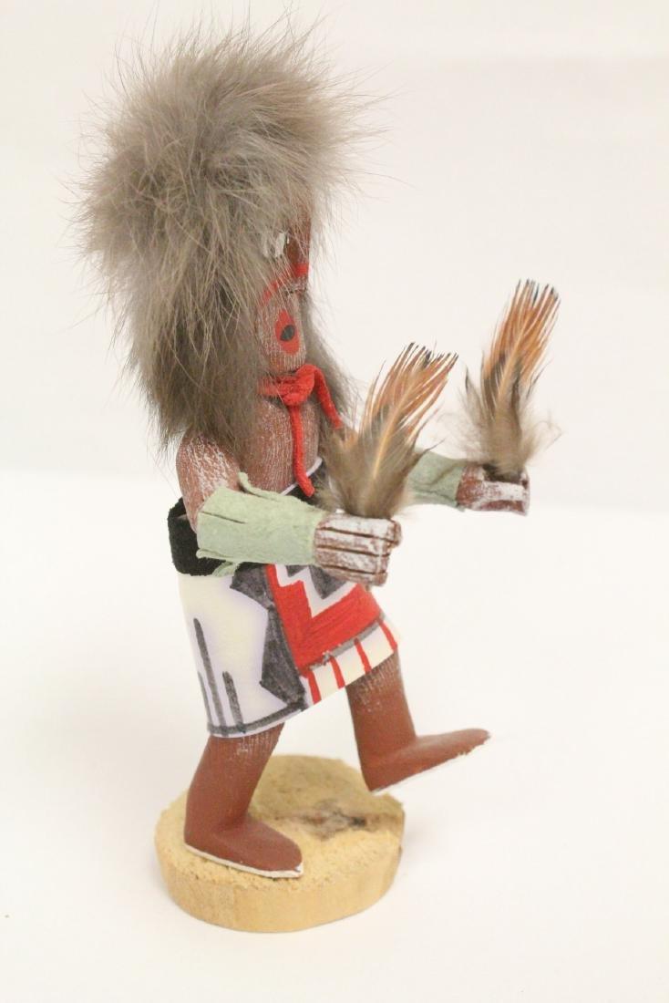 2 Kachina dolls - 9