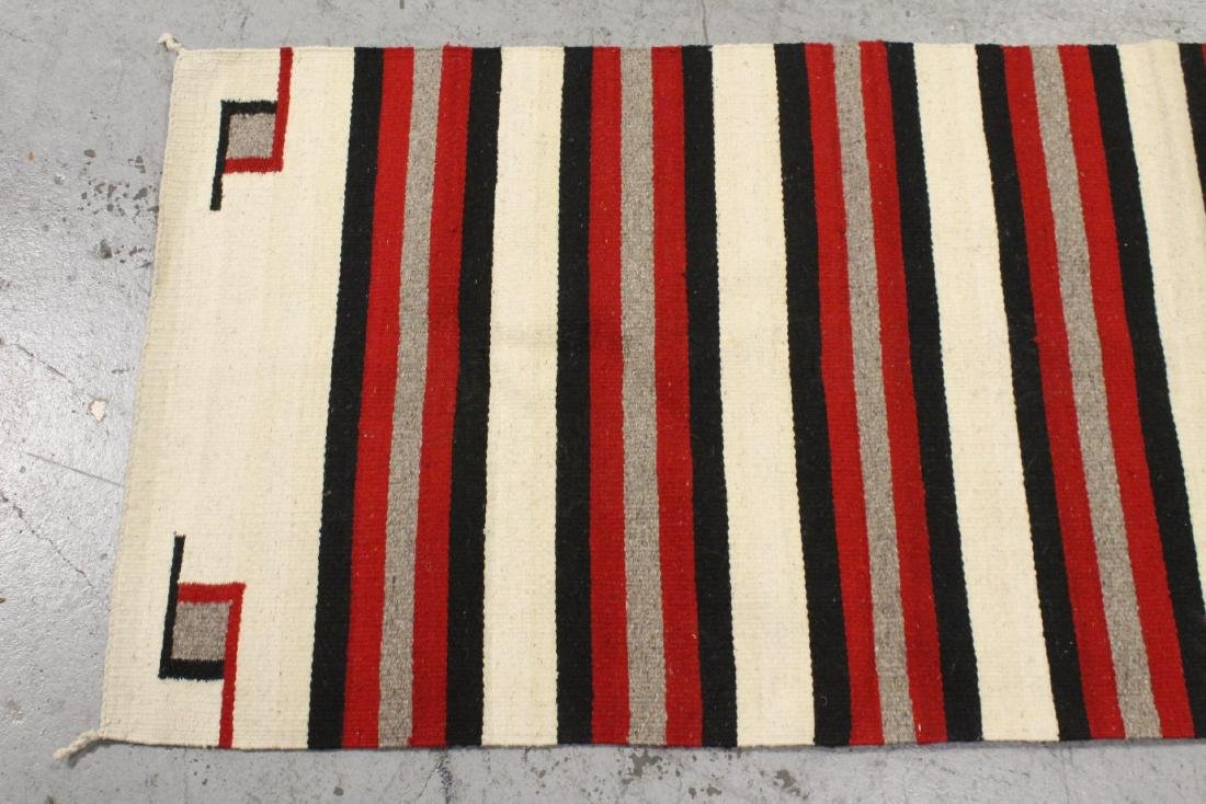 A Navajo Indian rug - 2