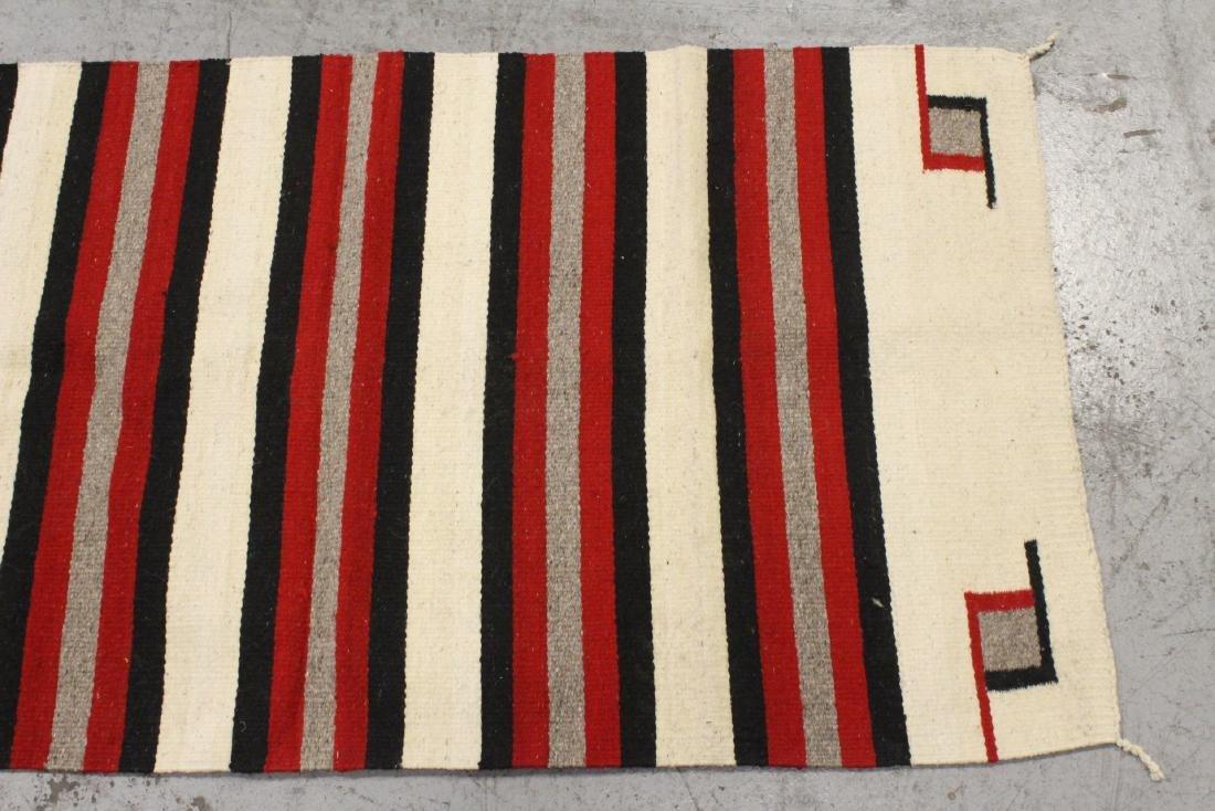 A Navajo Indian rug - 3