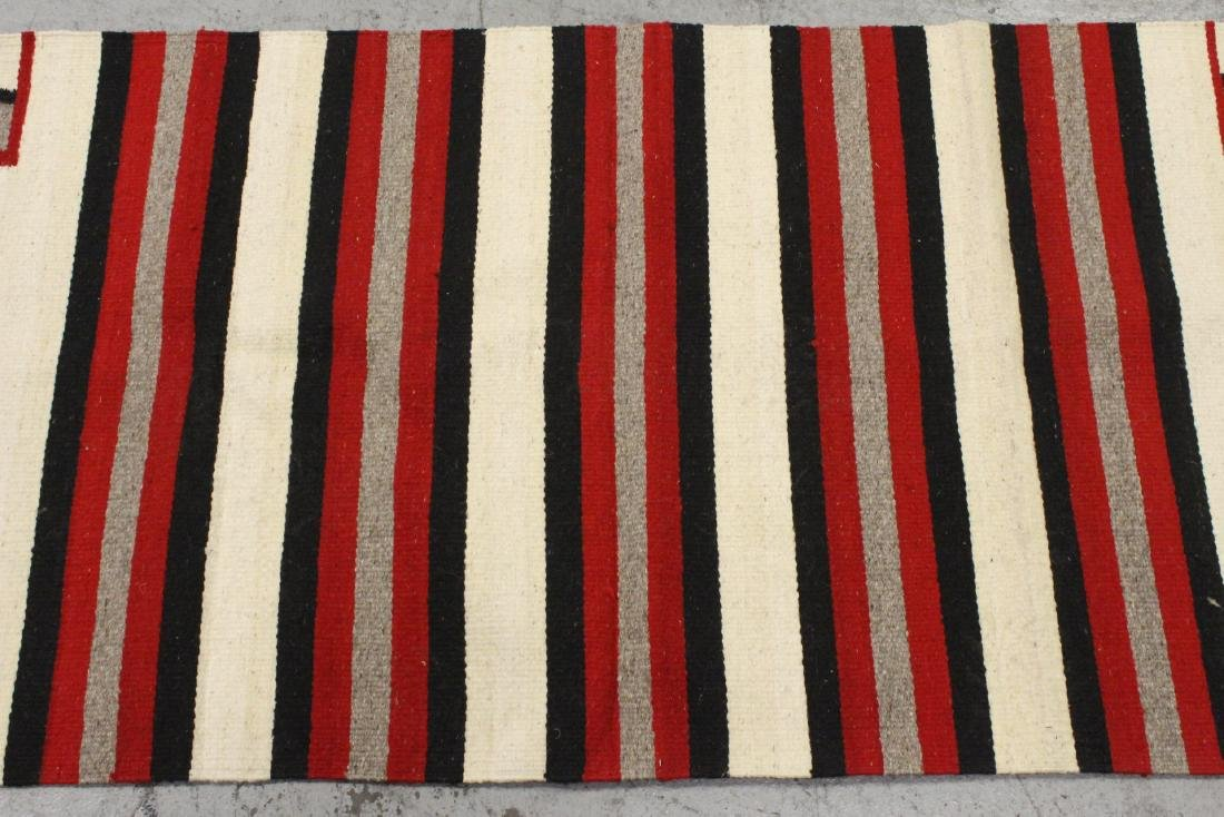 A Navajo Indian rug - 4
