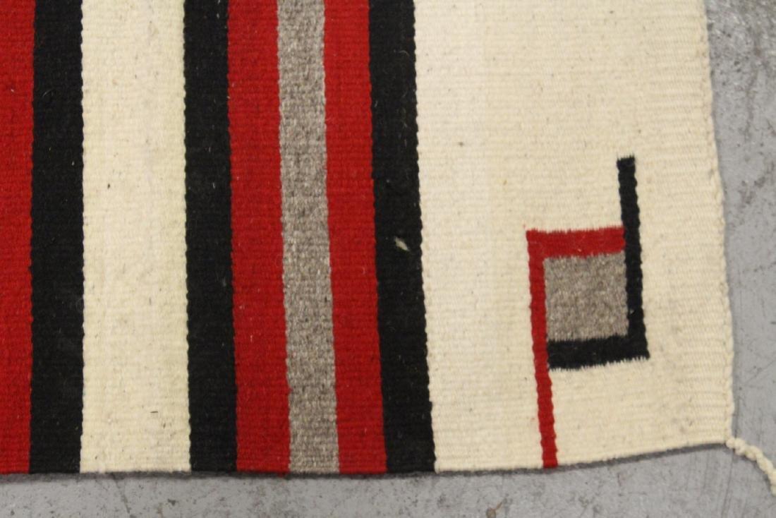 A Navajo Indian rug - 5