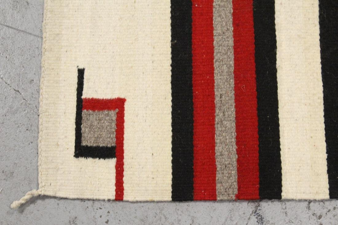 A Navajo Indian rug - 6