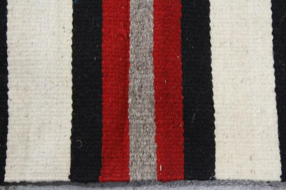 A Navajo Indian rug - 8