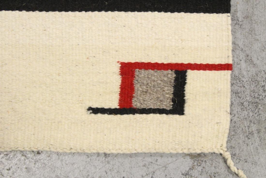 A Navajo Indian rug - 9