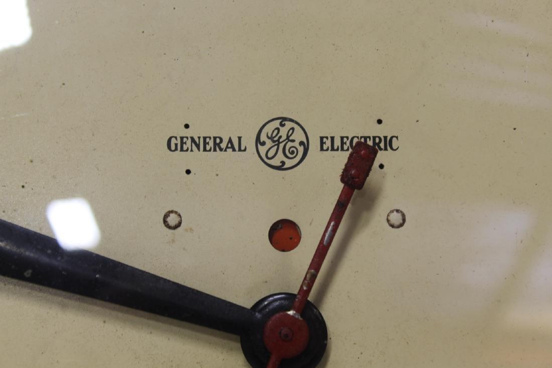 2 vintage school wall clocks - 5
