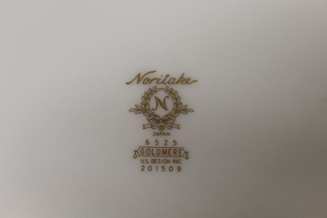 Large Noritake china set - 10