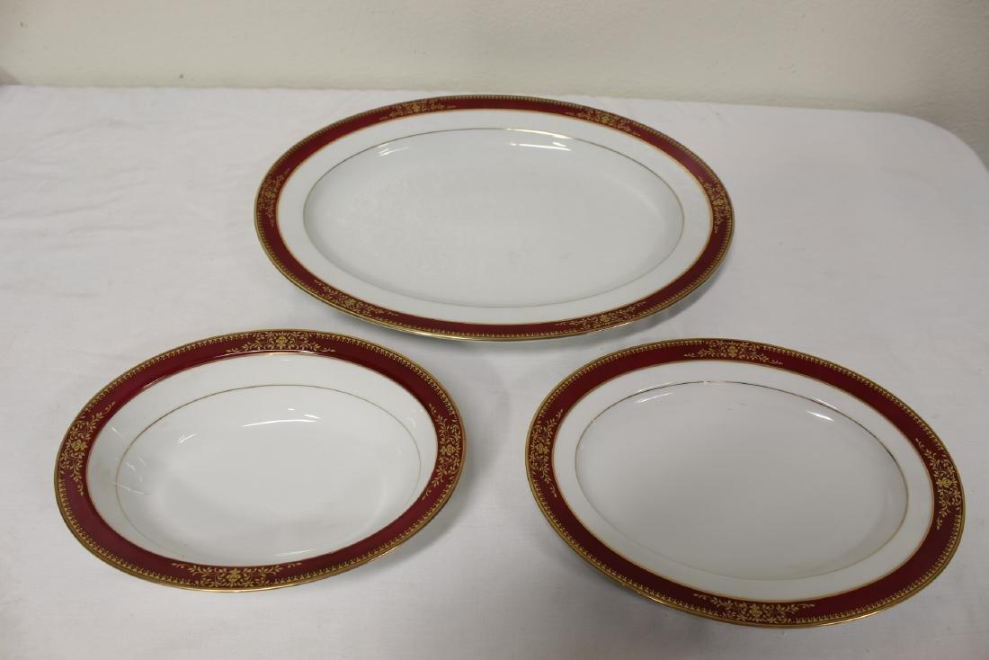 Large Noritake china set - 8