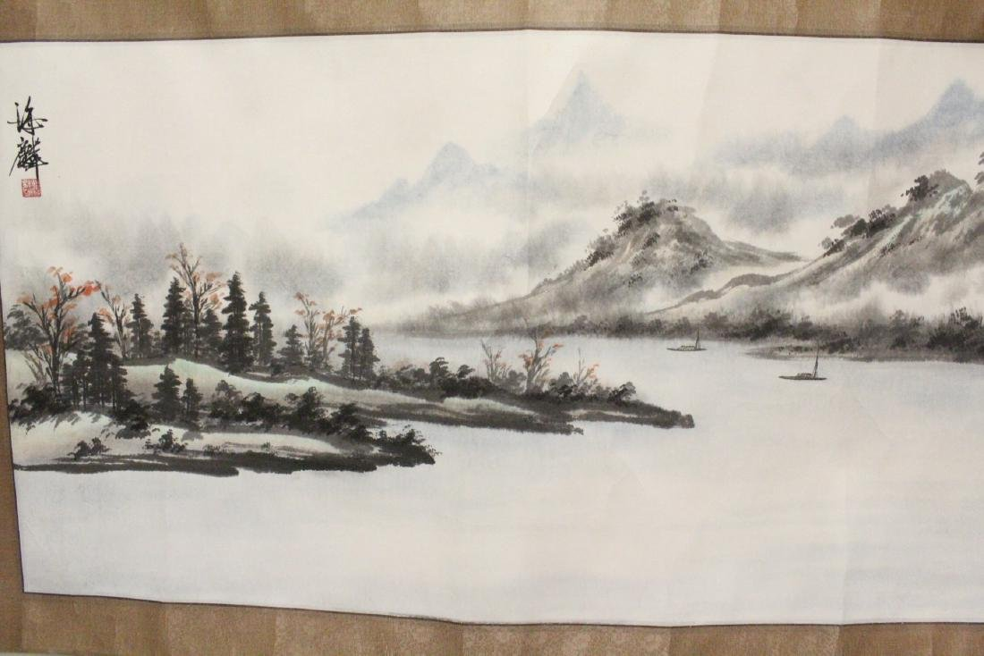 3 Chinese watercolors - 2