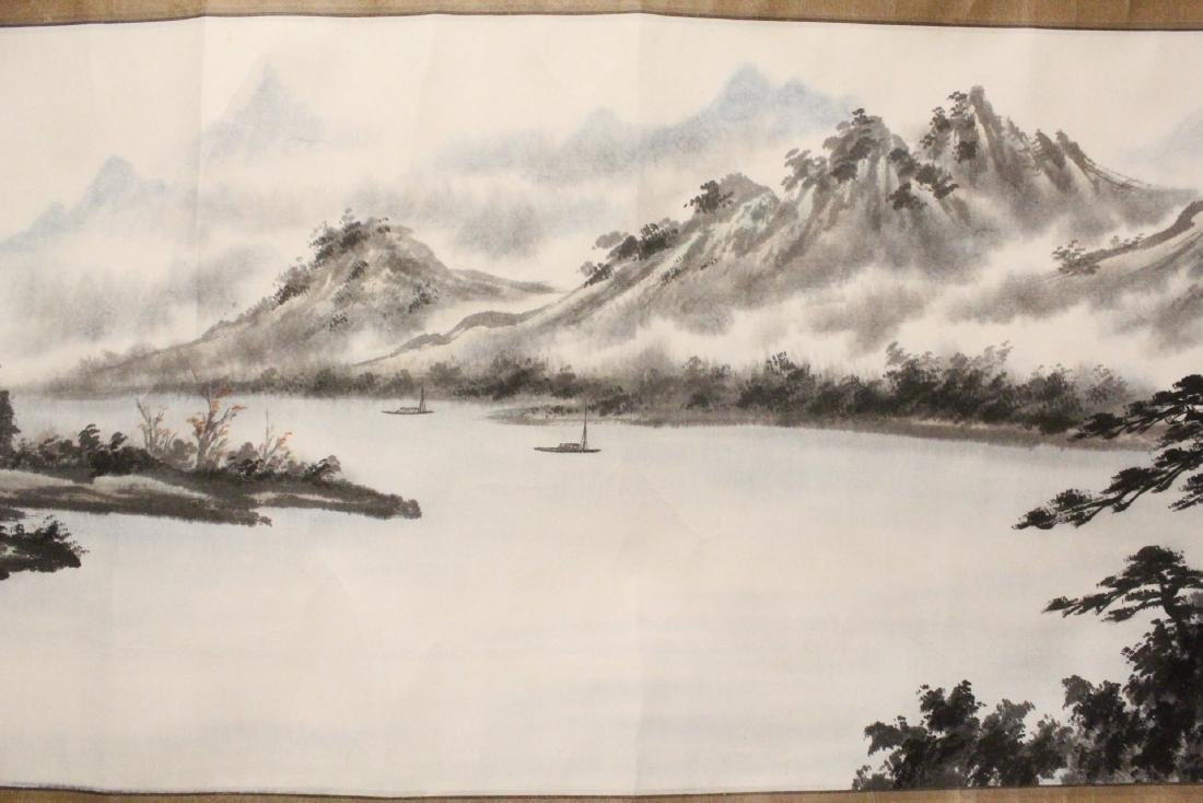 3 Chinese watercolors - 4