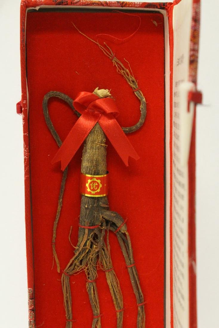 Chinese ginseng in box - 4