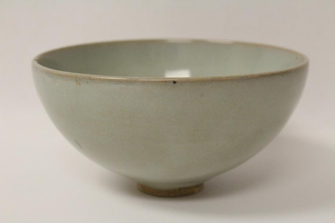 A Song style light celadon bowl - 2
