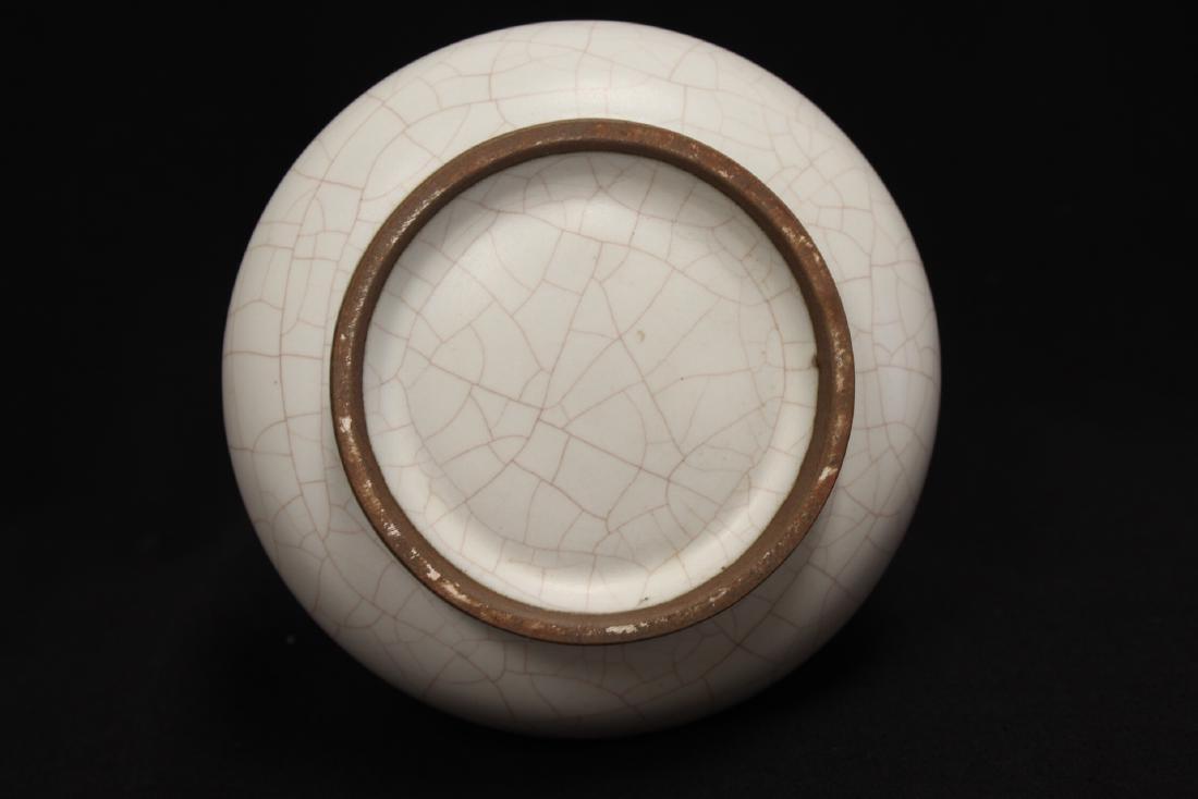 Song style porcelain vase - 7