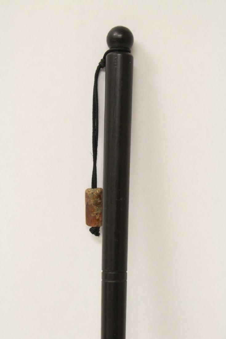 Chinese wood hammer - 3