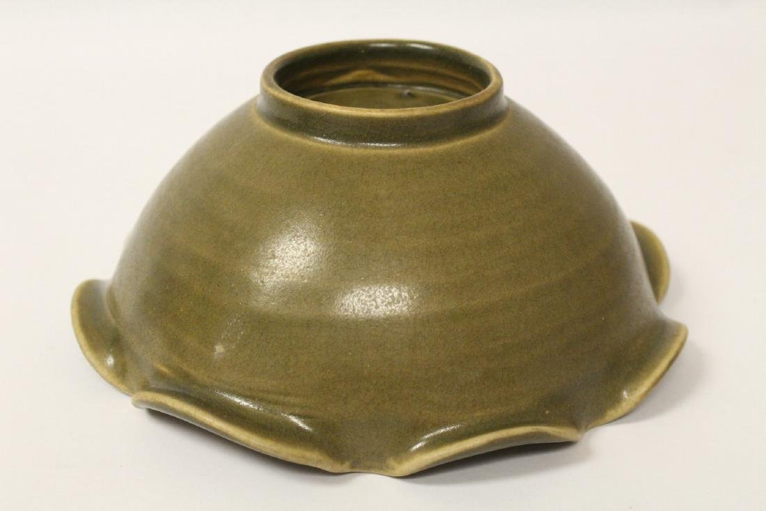 Chinese Song style porcelain bowl - 9