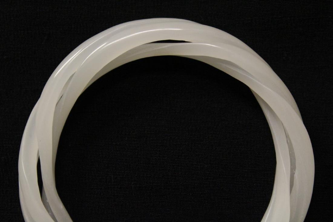 2 Chinese bangle bracelets - 8