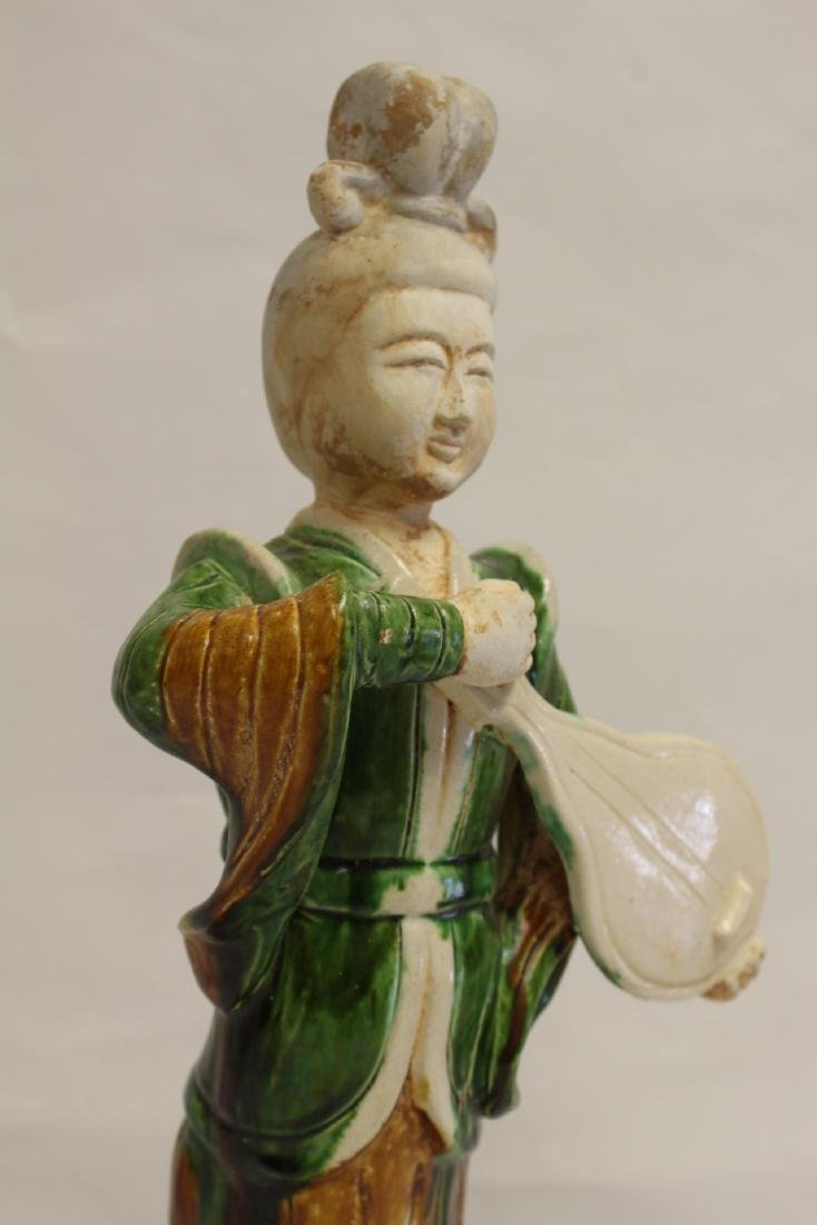 Sancai style figure - 10