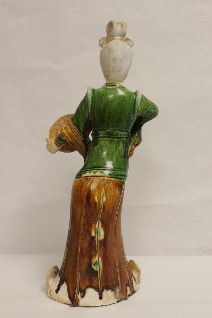 Sancai style figure - 3