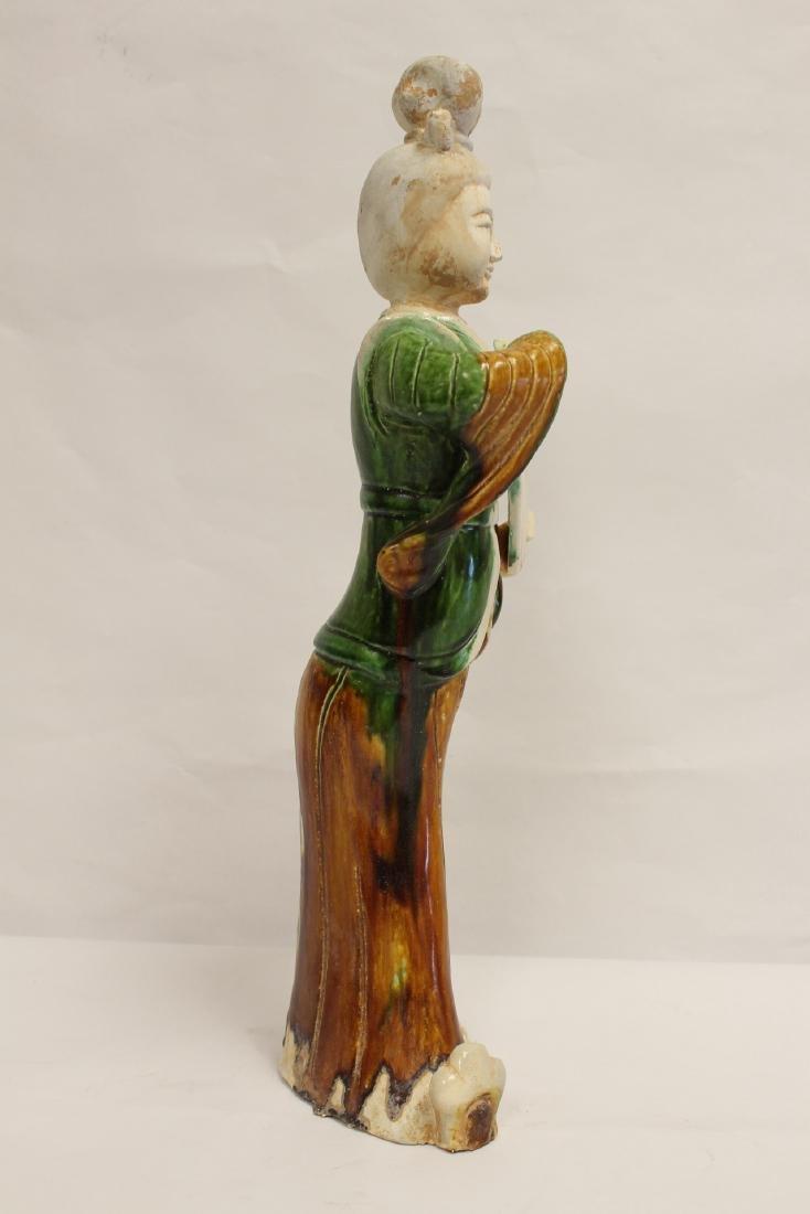 Sancai style figure - 4