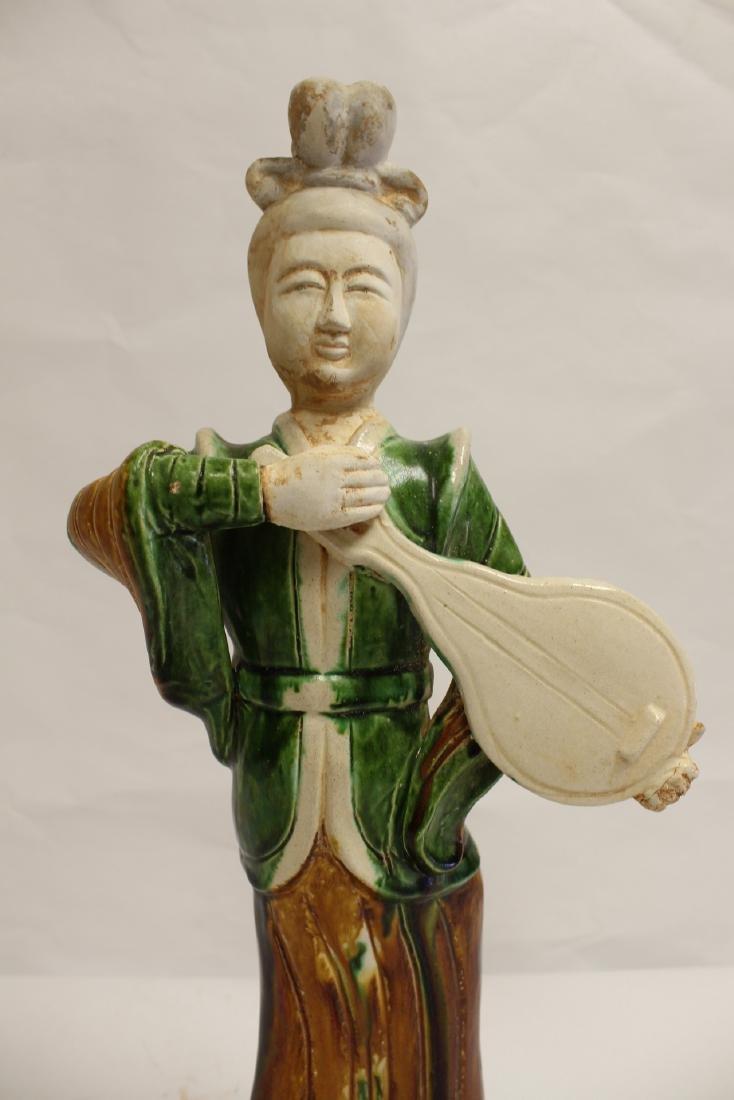 Sancai style figure - 6