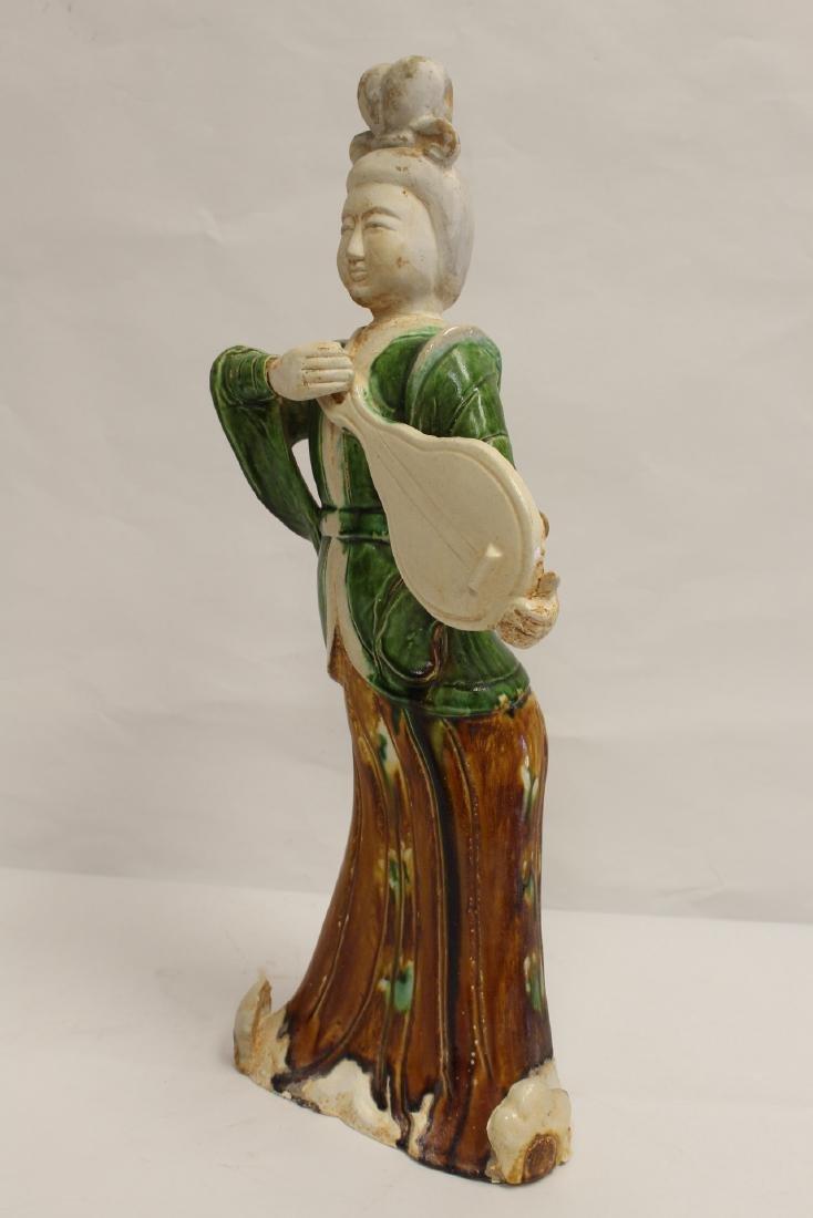 Sancai style figure - 9