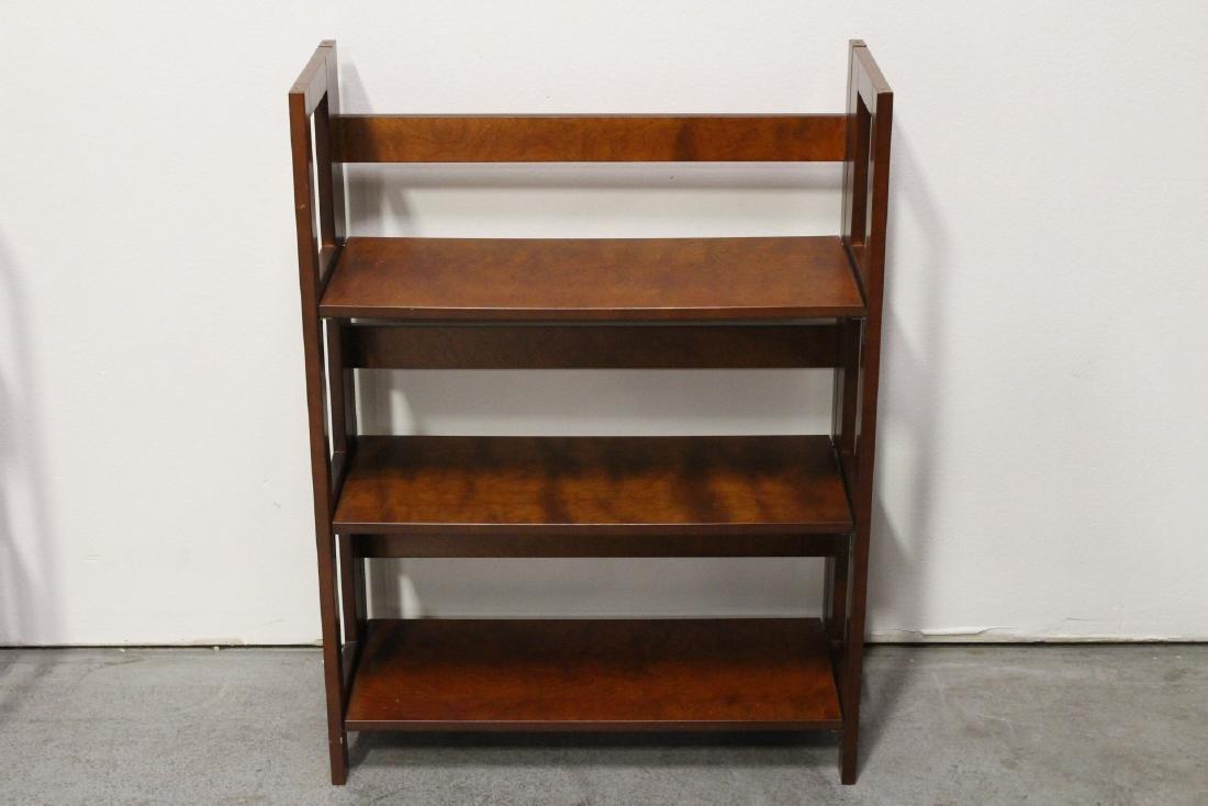 3 folding shelves - 2