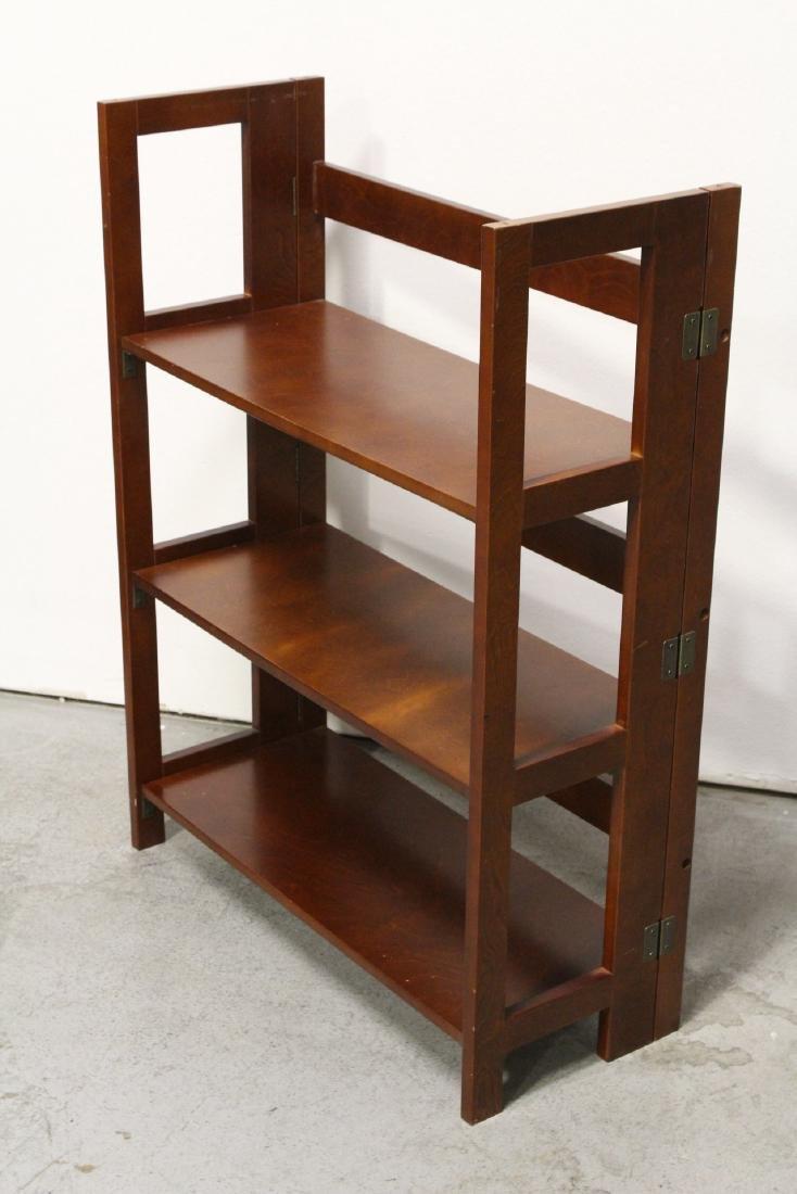 3 folding shelves - 3
