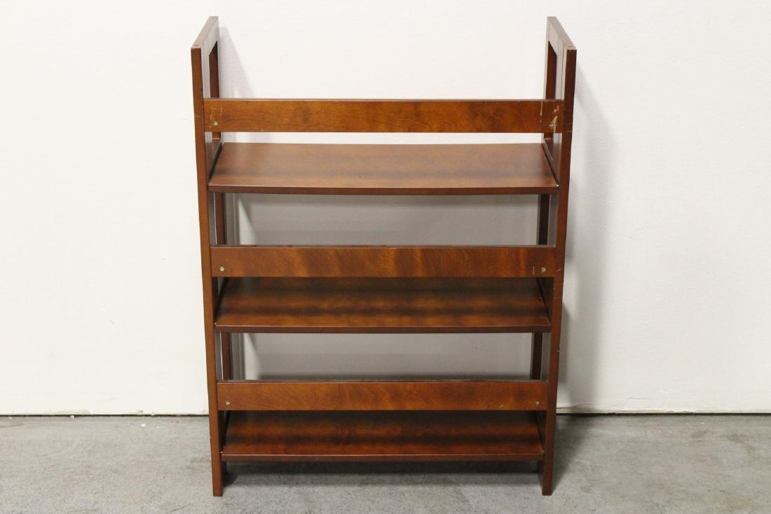 3 folding shelves - 5