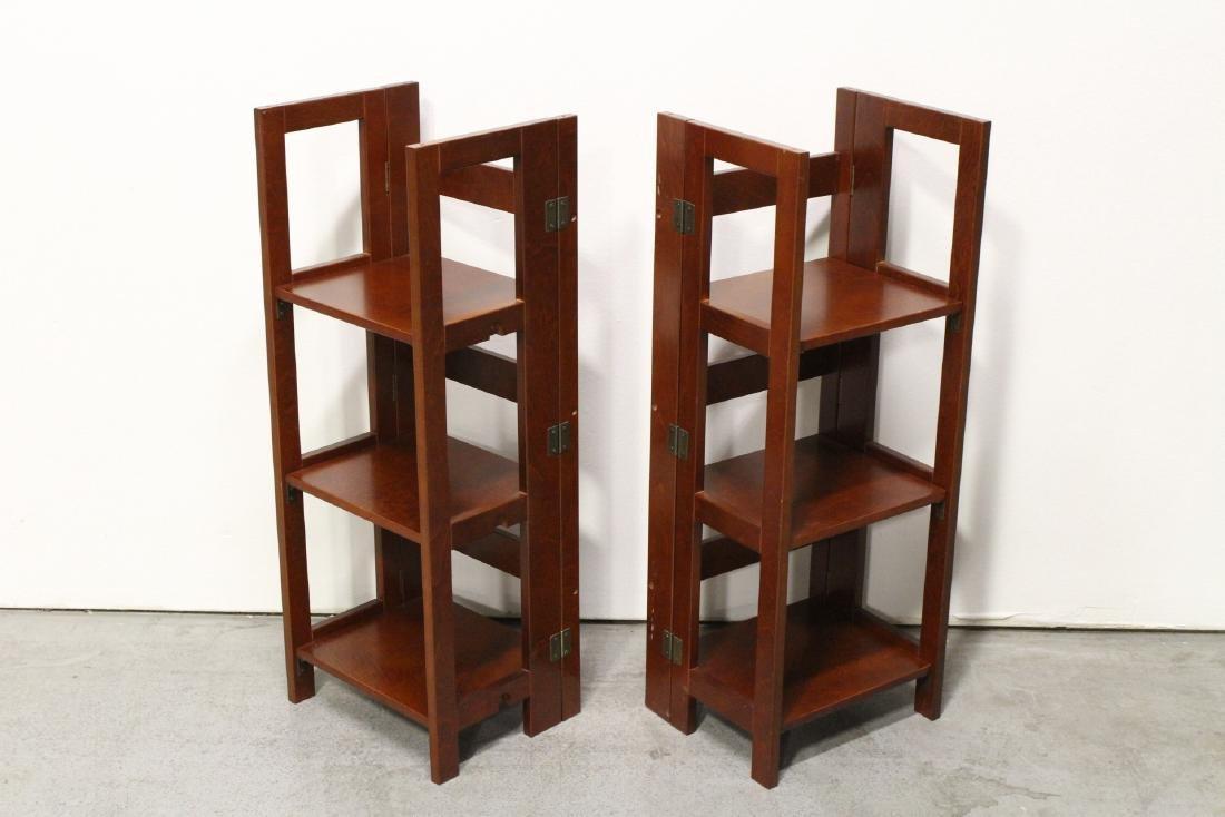 3 folding shelves - 7