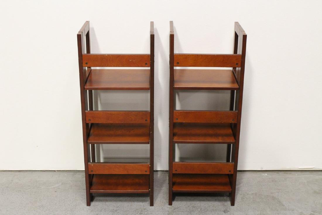 3 folding shelves - 9