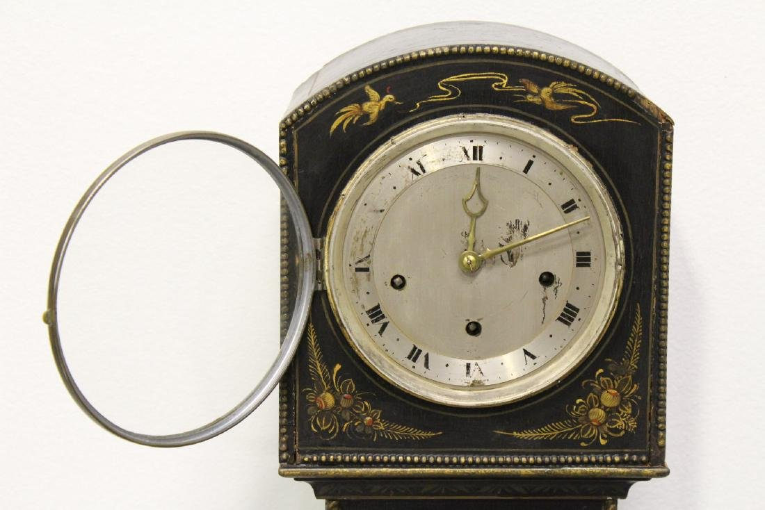 19th/20th century grandmother clock - 10