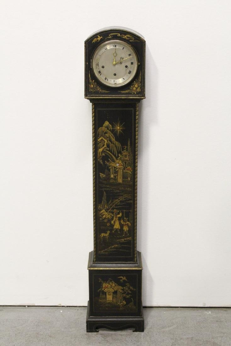 19th/20th century grandmother clock