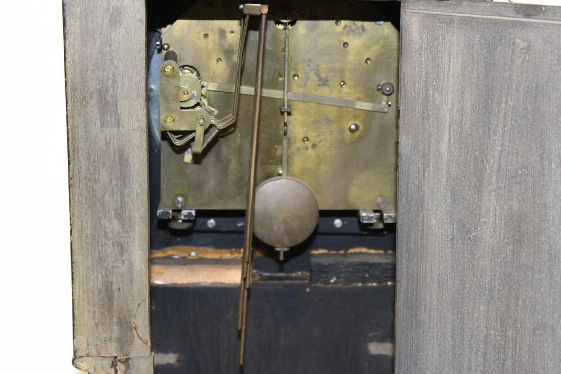 19th/20th century grandmother clock - 8
