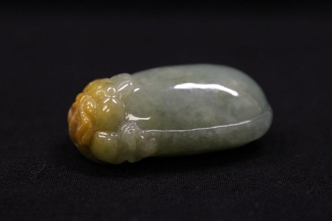 2 jadeite pendant - 9