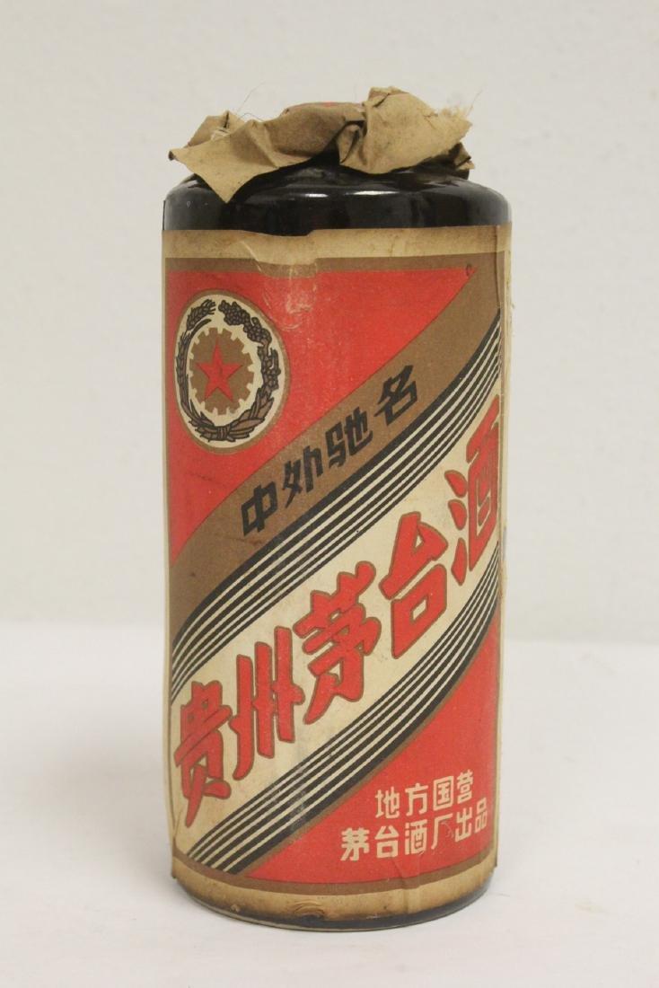 Bottle of Mao-tai