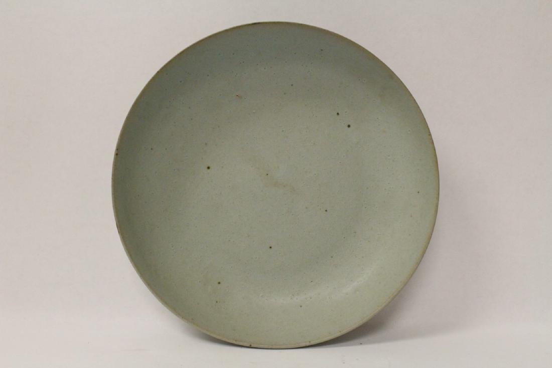 Song style celadon plate - 6