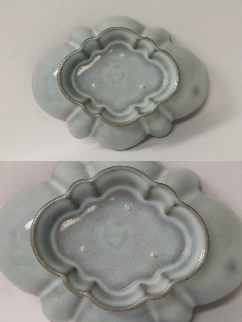 Song style blue glazed bowl - 10
