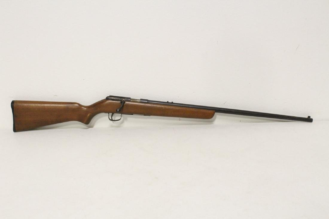 Antique rifle by Harrington and Richardson