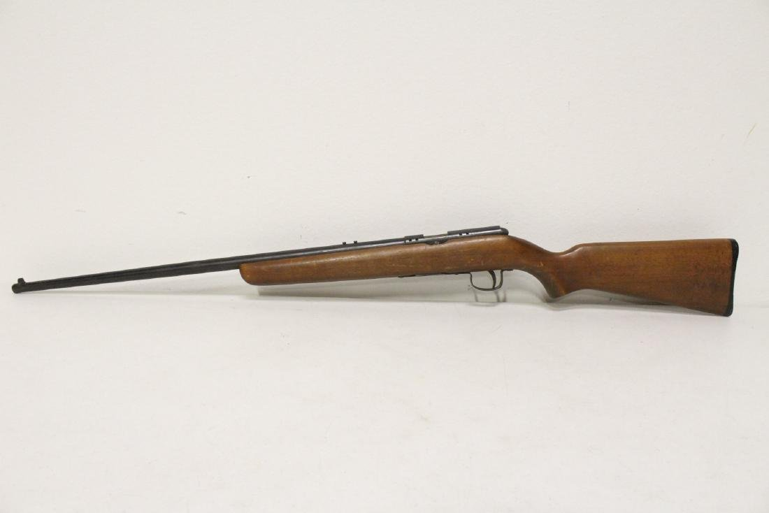 Antique rifle by Harrington and Richardson - 2