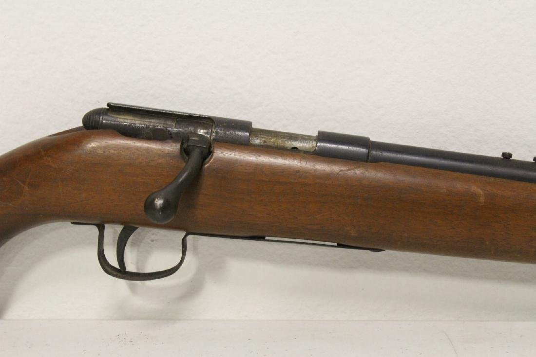 Antique rifle by Harrington and Richardson - 5