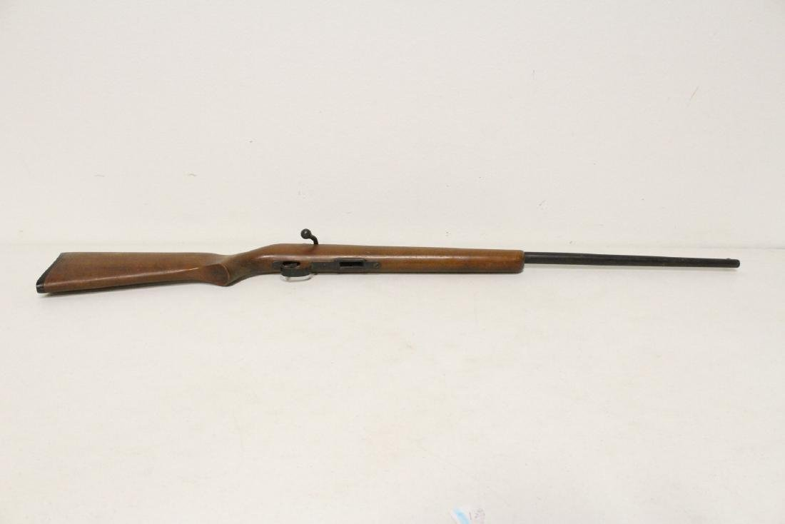 Antique rifle by Harrington and Richardson - 6