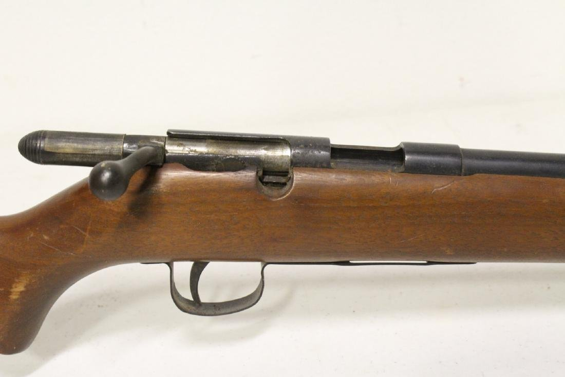 Antique rifle by Harrington and Richardson - 8
