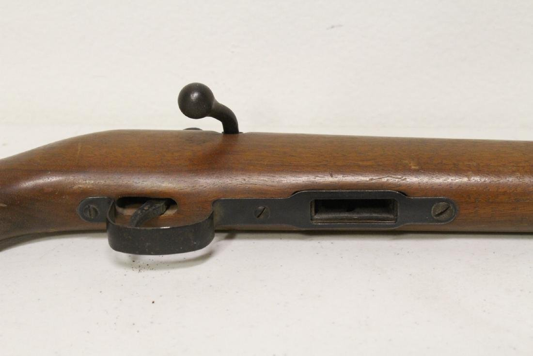 Antique rifle by Harrington and Richardson - 9
