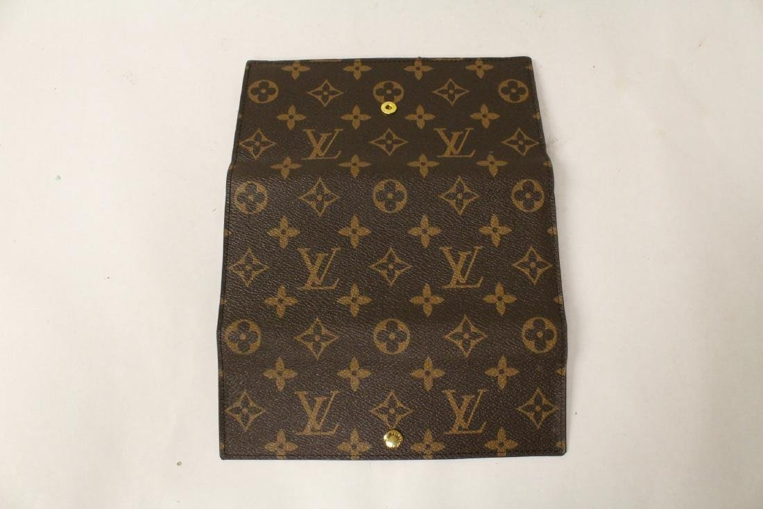 A Louis Vuitton style purse, and a Gucci style bag - 10